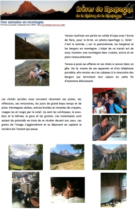 Rencontres pyreneennes